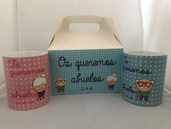 kit para abuelos